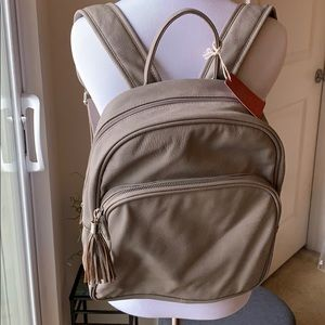 NWT Mossimo backpack
